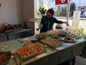 パーティ料理2 2019.1.9 かかや春日部 新年会 料理教室 クッキングサロン