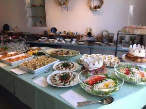 パーティー料理1 2019.1.9 かかや春日部 新年会 料理教室 クッキングサロン