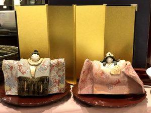2019/2 ひな祭り 雛人形 陶雛 さとね雛 大人女子
