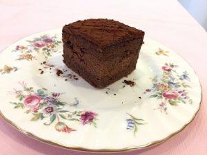 2019/2 王様のチョコレートケーキ かかや 春日部 カフェ かかやブレンド