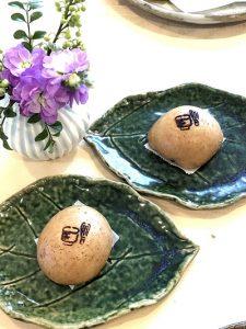 2019.2 利休饅頭 ベーシッククラス かかや春日部 クッキングサロン 料理教室