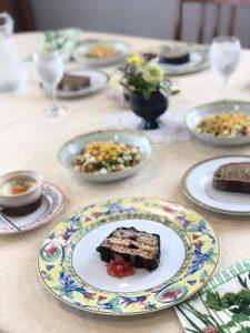 2018-5 かかや春日部 フレンチデモクラス かかや春日部 クッキングサロン 料理教室