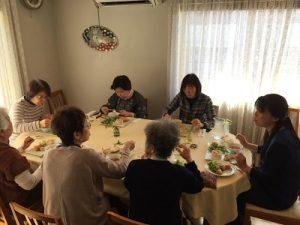 2019.3.22 健康ごはん塾 かかや春日部 クッキングサロン 料理教室 5