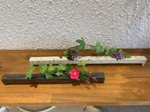 2019.8 夏のかかや 花器4 陶器ディスプレー かかや春日部