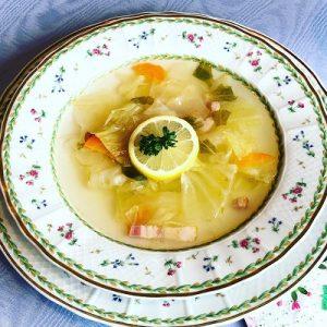 野菜レモンスープ 2019.9 ベーシッククラス かかや春日部 クッキングサロン