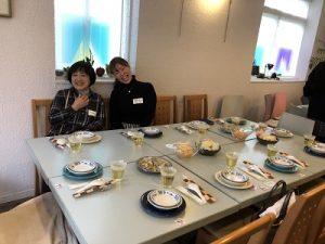 前菜1 2020.1.8 新年会 かかや 春日部 クッキングサロン 料理教室