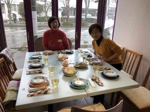 前菜2 2020.1.8 新年会 かかや 春日部 クッキングサロン 料理教室